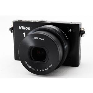 中古 Wi-Fi Nikon ニコン J4 ブラック 電動ズ...