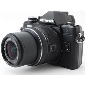 ミラーレス一眼 Olympus オリンパス 中古 Wi-Fi OM-D E-M10 Mark II ...