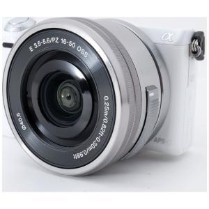 ミラーレス一眼カメラ Wi-Fi 自撮り Sony ソニー NEX-5R ホワイト レンズキット