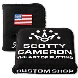 スコッティキャメロン パターカバー THE ART OF PUTTING Futura X シリーズ 右利き用  (Scotty Cameron / ヘッドカバー)|cameron-himawari