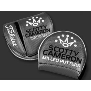 スコッティキャメロン パターカバー ALL GREY FUTURA X5/X7 右利き用 (Scot...