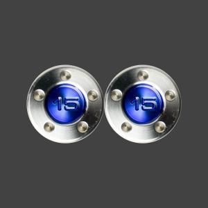 スコッティキャメロン パター用 ウェイト 15g [ブルー] 2個 (1セット)|cameron-himawari