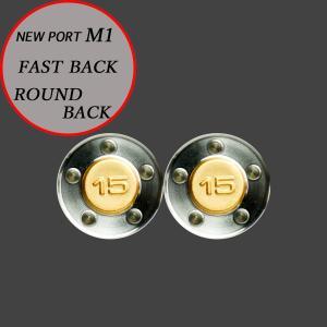 スコッティキャメロン パター用 M1 FastBack用 ウェイト 15g (ゴールド) 2個 (1セット)|cameron-himawari