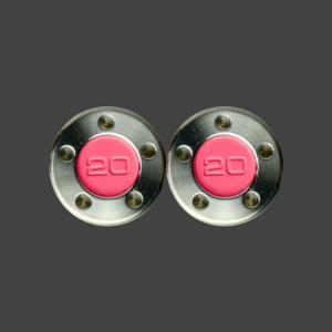 スコッティキャメロン パター用 ウェイト 20g (ピンク) 2個 (1セット)|cameron-himawari