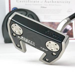 【送料無料・保証書付】スコッティキャメロン ツアーパター FUTURA 5W Black & Silver with welded 2.5 neck|cameron-himawari