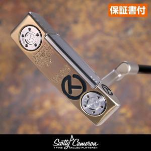 スコッティキャメロン ツアーパター Tour Concept 2 GSS Inlay chromatic Bronze  溶接ネック|cameron-himawari