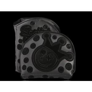 スコッティキャメロン パターカバー カスタムショップ ジャックポットジョニー X5 ブラック (Jackpot Johnny / ヘッドカバー)|cameron-himawari
