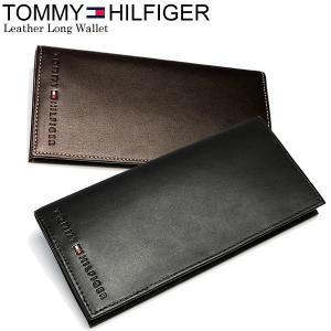 トミーヒルフィガー TOMMY HILFIGER 財布 さいふサイフ 長財布 メンズ|cameron