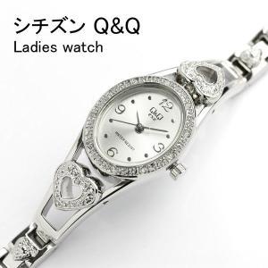 シチズンCBM Q&Q レディース腕時計 ブレスレット ウォッチ|cameron