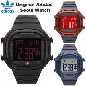アディダス adidas 腕時計 デジタル 防水 adidas アディダス|cameron