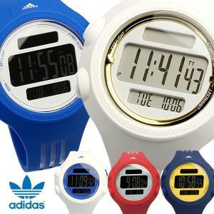 ADIDAS アディダス 腕時計 デジタル ラバーベルト メンズ レディース ユニセックス スポーツウォッチ ランニング|cameron