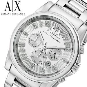 アルマーニ エクスチェンジ ARMANI EXCHANGE クロノグラフ腕時計 メンズ AX2505