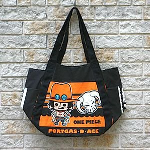 ONE PIECE ワンピース グッズ コラボ エコバッグ トート バッグ ONE PIECE ワンピース グッズ|cameron