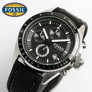 FOSSIL フォッシル 腕時計 メンズ  クロノグラフ ラバー 腕時計