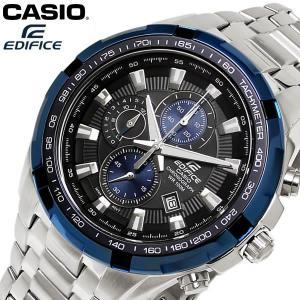 【送料無料】 CASIO EDIFICE カシオ エディフィス 腕時計 ウォッチ メンズ 男性用 クオーツ 10気圧防水 クロノグラフ EF-539D-1A2V|cameron