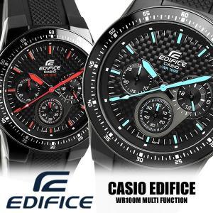 casio EDIFICE カシオ エディフィス 腕時計 ウォッチ メンズ 男性用 クオーツ 10気圧防水 クロノグラフ 24時間表示 EF-552PB-1A2 EF-552PB-1A4|cameron