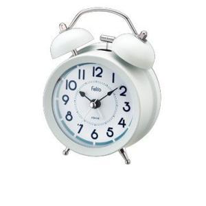エントリーで目覚まし時計/置時計/置き時計/大音量/おしゃれ/インテリア/アナログ|cameron