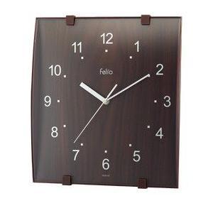 エントリーで掛け時計/壁掛け時計/おしゃれ/インテリア/木/北欧/ウォールクロック|cameron