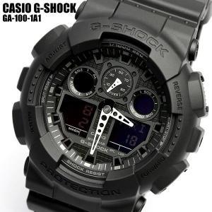 G-SHOCK アナデジ G-SHOCK ジーショック Gショック g-shock gショック 腕時計 GA-100-1A1