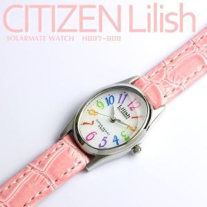 シチズンCITIZEN シチズン ソーラー シチズン 腕時計 レディース腕時計 H007-906|cameron