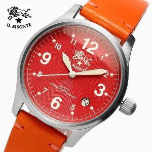【イルビゾンテ】 IL BISONTE メンズ レディース 腕時計 時計 イタリア製天然レザーベルト クオーツ 人気 ランキング ブランド|cameron