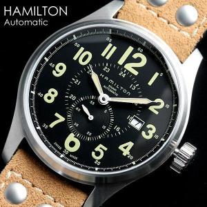 エントリーでポイント最大15倍 ハミルトン カーキ フィールド オート H70655733 腕時計 ...