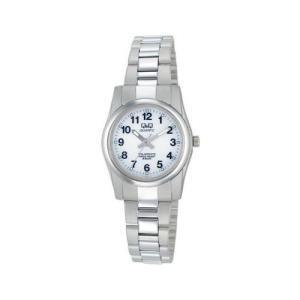 シチズン CITIZEN ソーラー腕時計 レディース 腕時計 Q&Q H971-204 シチズン CITIZEN 腕時計|cameron