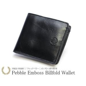 フレッドペリー フレッド・ペリー メンズ 財布 2つ折り ウォレット さいふ|cameron