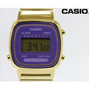 エントリーでポイント最大15倍 カシオ CASIO 腕時計 レディース デジタル LA670WGA-...
