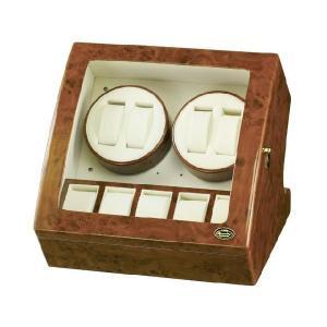 ワインディングマシーン/ワインディングマシン/腕時計/自動巻き/機械式/木製 cameron