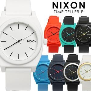 エントリーで15%還元 【NIXON】 ニクソン TIMETELLER タイムテラー 腕時計 メンズ レディース クオーツ 日常生活防水 nixon-a119の画像