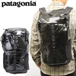 エントリーでPATAGONIA パタゴニア バック 鞄 bag シンプル ブラック 49297|cameron