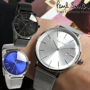 ポールスミス Paul Smith 腕時計 メンズ メタルメ...
