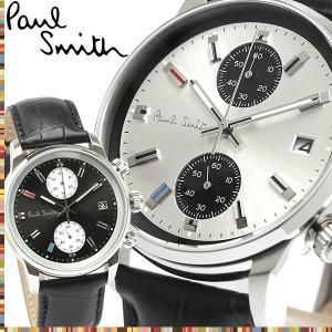 Paul Smith ポールスミス 腕時計 ウォッチ クオーツ メンズ メンズ クロノグラフ スモールセコンド ジャパンムーヴメント p10031 p10032