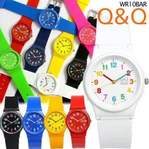 シチズン 腕時計 メンズ レディース カラフル ラバーウォッチ 腕時計 VR20|cameron