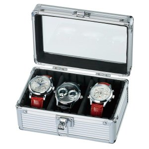 腕時計/ケース/腕時計/時計ケース/アルミケース/腕時計/ケ...