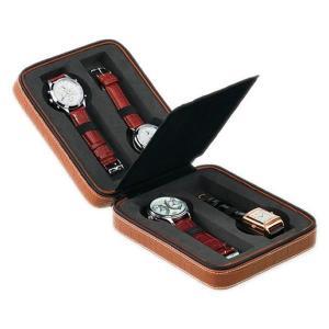 腕時計/ケース/腕時計/時計ケース/レザー/ クロコ柄/腕時計/携帯ケース|cameron