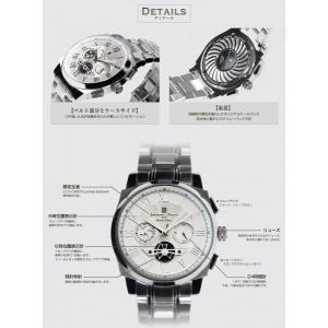 サルバトーレマーラ 腕時計 メンズ クロノグラ...の詳細画像3