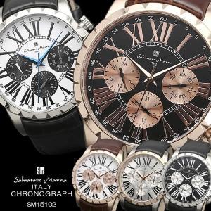 Salvatore Marra サルバトーレマーラ 腕時計 ウォッチ メンズ 男性用 クオーツ 10...