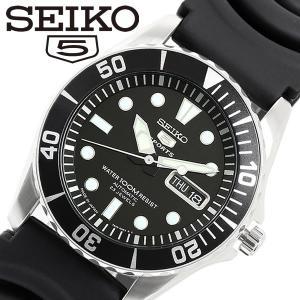 エントリーで15%還元 SEIKO セイコー SEIKO 5 SPORTS 逆輸入 メンズ 腕時計 自動巻き カレンダー 日常生活防水 snzf17j2の画像