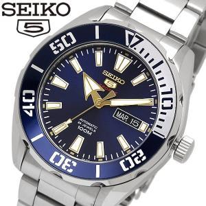 【SEIKO5 SPORTS/セイコー5 スポーツ】 腕時計 自動巻き メンズ SNZH51J1 1...
