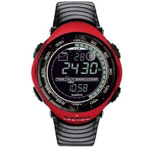 スント SUUNTO ベクター ヴェクター VECTOR レッド 腕時計 SS011516400 cameron