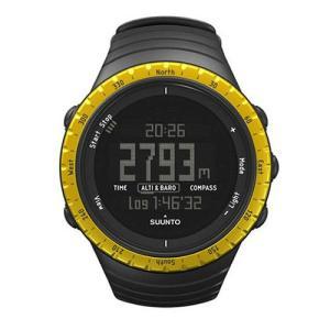 スント SUUNTO スント コア Core 腕時計 スント SUUNTO SS013315010 ブラックイエロー スント SUUNTO cameron