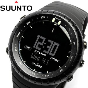 スント SUUNTO 腕時計 コア SUUNTO オールブラック SS014279010 All B...