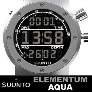 SUUNTO スント エレメンタム・アクア 腕時計 メンズ SS014527000 cameron