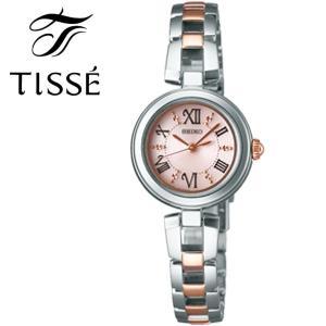 エントリーで10%還元 送料無料 セイコー SEIKO 腕時計 レディース レディス ティセ ソーラ...