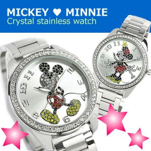 【disney_y】ミッキーマウス ミッキー ミニー 腕時計 レディース メンズ 腕時計 ミッキー 腕時計|cameron