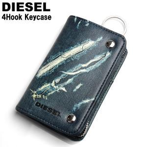 DIESEL ディーゼル keycase キーケース メンズ...