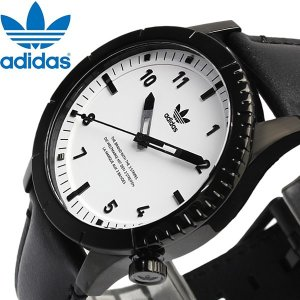 エントリーでポイント最大15倍 adidas アディダス Cyphyer_LX01 腕時計 メンズ 男性用 クオーツ z06-005 10気圧防水 レザー|cameron
