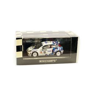 [中古ランクA]1/43 Ford Focus WRC Rally Finland 2000 P.Solbelg|cameshouse